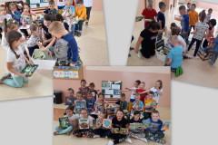 Charytatywna zbiórka książek - wspieramy ogólnopolską akcję edukacyjną  Dzieci uczą rodziców