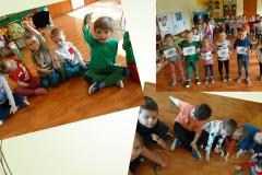 6-Dzieci-prezentuja-kolorowanke-z-okazji-Dnia-Ziemi-i-bawia-sie-zielonymiwstazeczkami-zalozonymi-na-rece