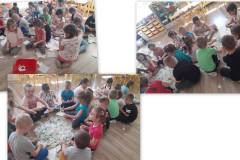 1-Dzieci-siedzac-na-podlodze-rwa-papier-o-roznej-strukturze