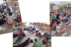 2-Dzieci-wykonuja-cwiczenia-oddechowe-dmuchajac-w-serwetke-i-kupki-porwanych-papierow