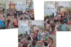 3-Dzieci-tworza-papierowy-deszcz-rozrzucajac-w-gore-porwane-kawalki-papieru