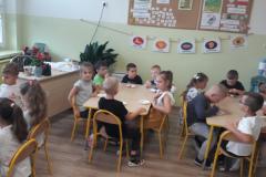 Pierwszy dzień w Zerówce - grupa  VI