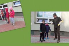 Przedszkolaki szanują przyrodę - Święto drzewa z leśnikiem