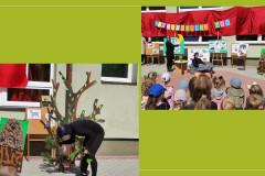 Przedszkolne ZOO - przedstawienie w wykonaniu pracowników naszego przedszkola