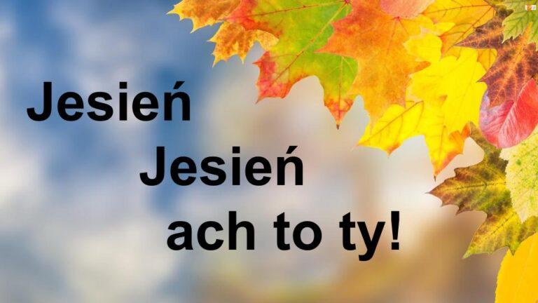 obrazek zawiera napis jesień jesień ach to ty