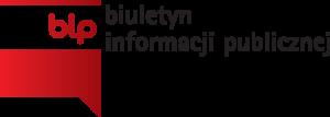 Biuletyn informacji publiczne