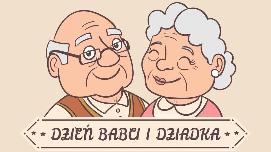 dziadek i babcia
